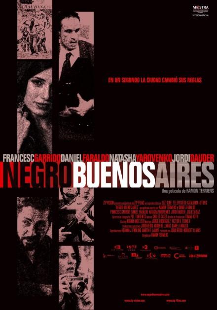Largometraje – Negro Buenos Aires