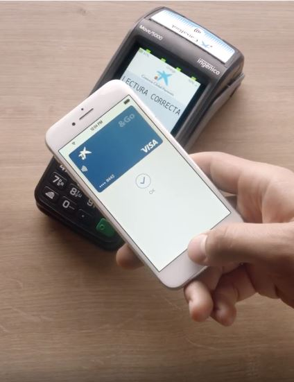La Caixa – Apple Pay